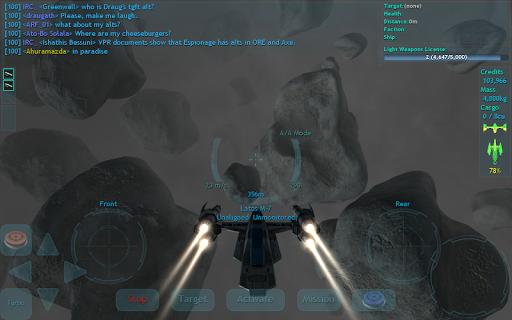 Vendetta Online (3D Space MMO)  screenshots 5