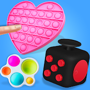 Anti stress app | stress relief games fidget cubes