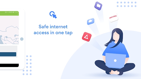 NordVPN – fast VPN app for privacy & security Screenshot