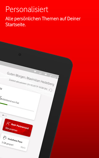 MeinVodafone For PC Windows (7, 8, 10, 10X) & Mac Computer Image Number- 12