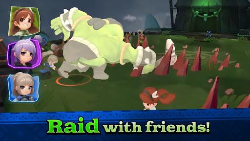 Raid Masters Online - BOSS RAID 1.010 screenshots 1