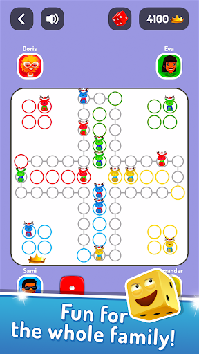 Ludo Trouble: German Parchis for the Parchis Star 2.0.26 Screenshots 22