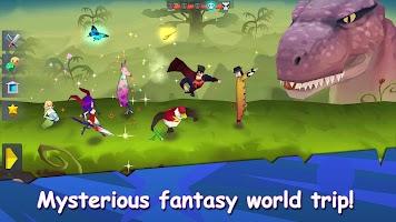 Fantalong - Funny Heroes Adventure