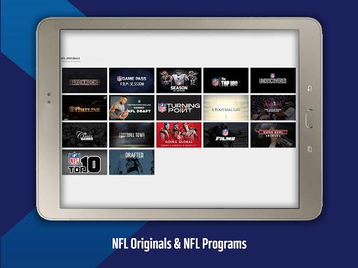 NFL Game Pass International 1.9.1 Screenshots 8