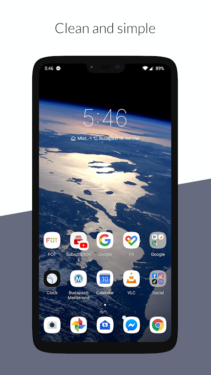NewsFeed Launcher  poster 0
