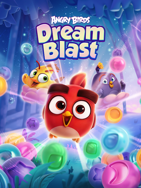 Angry Birds Dream Blast - Bubble Match Puzzle  poster 13