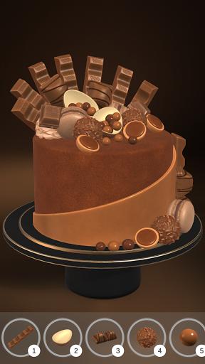 Cake Coloring 3D  Pc-softi 1