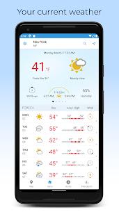 Foreca Weather 1