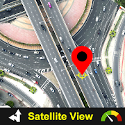 GPS Map, Driving Direction & Voice Navigation