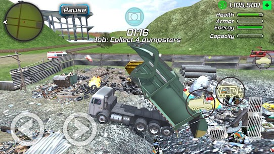 Grand Action Simulator – New York Car Gang Mod Apk 1.4.8 (Free Shopping) 5