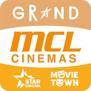 App Icon for MCL Cinemas - Ticketing App in Czech Republic Play Store