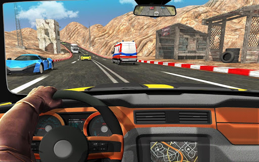 The Corsa Legends: Road Car Traffic Racing Highway  screenshots 8