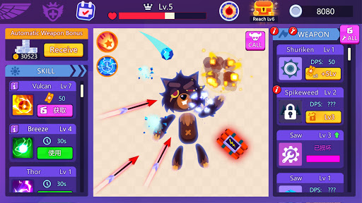 Idle Beat Up android2mod screenshots 12