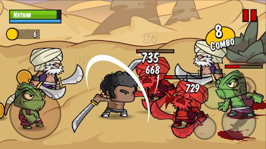 Battle Hunger: 2D Hack and Slash – Action RPG 4