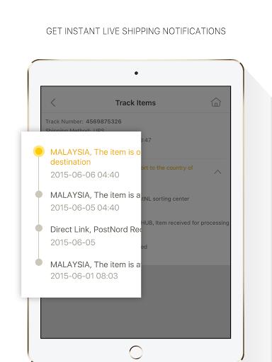 DHgate - online wholesale stores Apkfinish screenshots 14