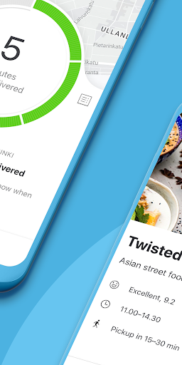 Wolt: Food delivery 3.23.2 Screenshots 4