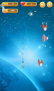 Space Battle -fight with enemy Screenshot