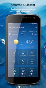 Weather Advanced MOD (No Ads) 4