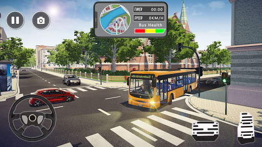 Bus Simulator 2020: Coach Bus Driving Game screenshots 16