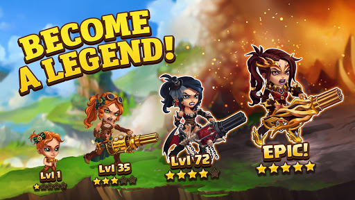 Hero Wars u2013 Hero Fantasy Multiplayer Battles screenshots 3