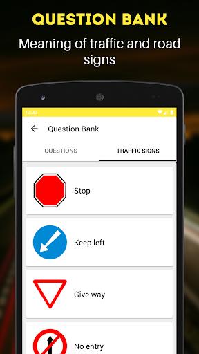RTO Exam: Driving Licence Test apktram screenshots 4