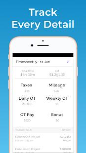 TSQ HoursTracker: 作業ログの保存、タイムシートの作成