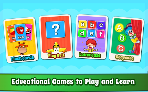 Alphabet for Kids ABC Learning - English 1.4 screenshots 1