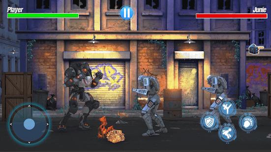 Grand Robot Ring Battle: Robot Fighting Games 5.0.2 Screenshots 5