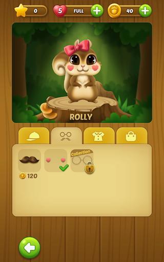 Mahjong Forest Puzzle  screenshots 7