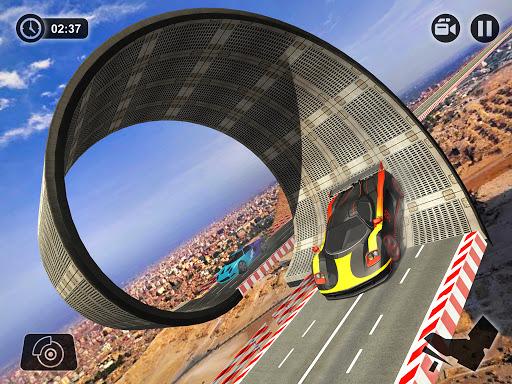 Impossible GT Car Racing Stunts 2021 Apkfinish screenshots 15