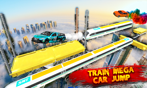 Race Off - stunt car crashing infinite loop racing  screenshots 6