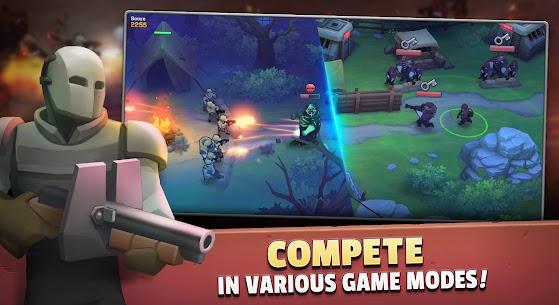 GUNS UP! Mobile MOD APK (ONE HIT) Download Latest Version 5