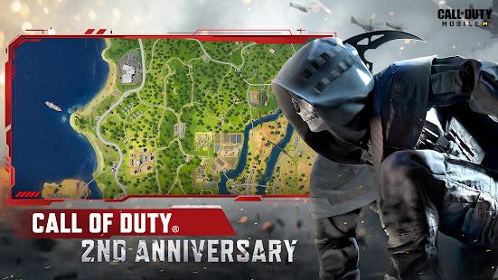 Call of Duty Mobile SEASON 8 MOD APK: 2ND ANNIVERSARY