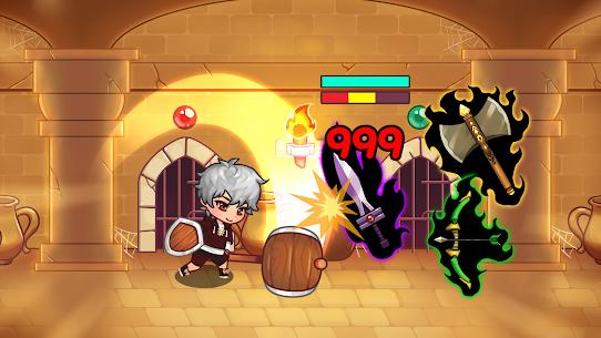 Hammer Hero – Idle RPG MOD APK 1.13 (Unlimited Diamond) 2