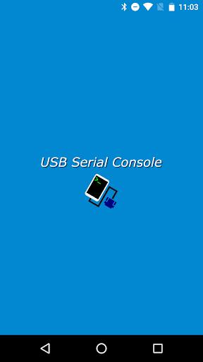 USB Serial Console  screenshots 1