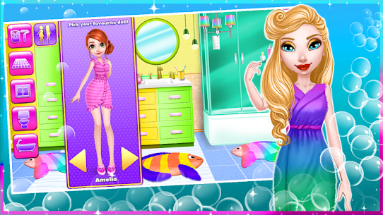 Dream Doll House – Decorating Game Apk 3