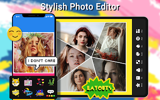 Photo Editor Pro - Collage Maker & Photo Gallery