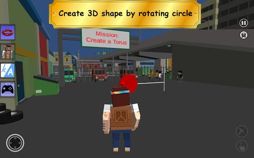 Simple 3D Shapes Object Games 2021: Geometry shape  screenshots 9
