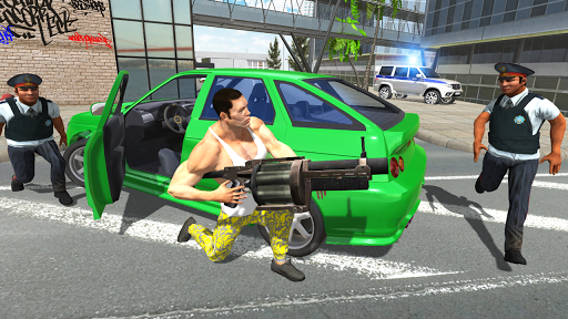 Grand Crime Gangster Simulator apktram screenshots 17