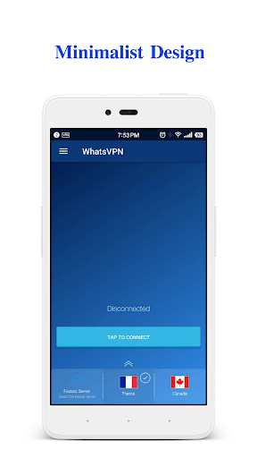 WhatsVPN - Unlimited Free VPN 2.3.700 Screenshots 1
