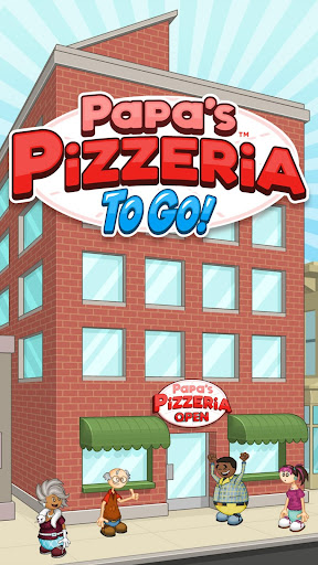 Télécharger Papa's Pizzeria To Go!  APK MOD (Astuce) screenshots 1