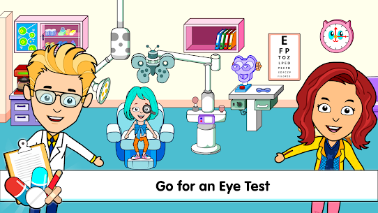 My Tizi Town Hospital – Doctor Games for Kids 🏥 10