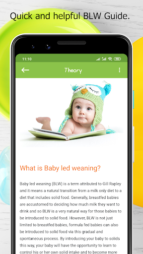Baby Led Weaning - Guide & Recipes 2.6 Screenshots 7
