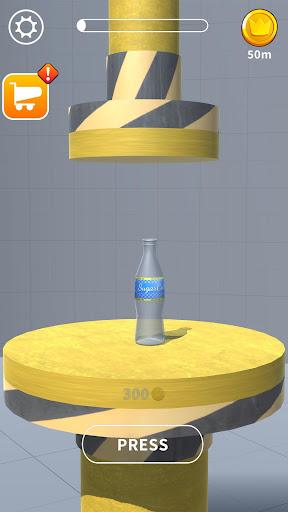 You Crush! Satisfying ASMR Hydraulic Press Game apklade screenshots 1