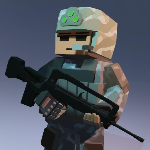 BLOCKFIELD - 5v5 shooter