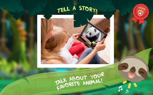 ud83dudc36 Baby animals ud83cudfb6 Addfree animal sounds for kids screenshots 3