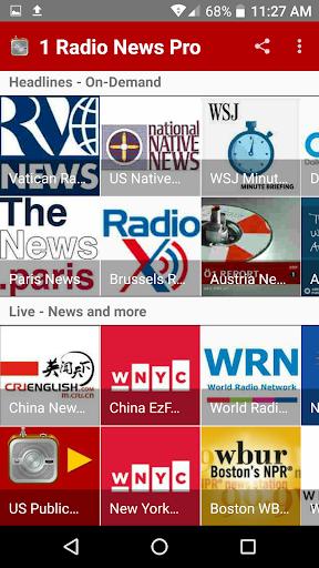 1 Radio News Pro For PC Windows (7, 8, 10, 10X) & Mac Computer Image Number- 12