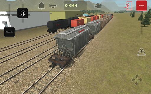 Train and rail yard simulator apkpoly screenshots 22