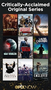 EPIX NOW: Watch TV and Movies 2