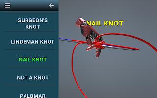 Fishing Knots Real 3D - Pocket Edition